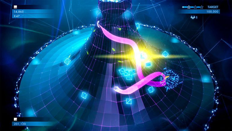 Sony : Geometry Wars 3: Dimensions Evolved Hits PS Vita July 7th