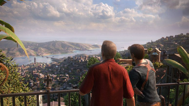 Sony : Watch the Uncharted 4 Extended E3 Demo