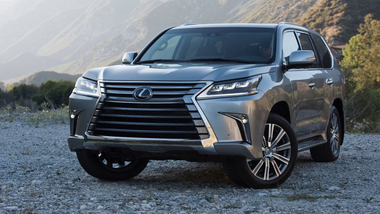 Lexus Named Best Overall Luxury Brand in KBB Image Awards