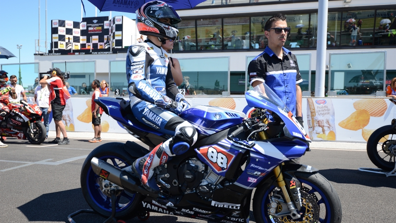 Yamaha STK1000 : Kev Coghlan Injury Update