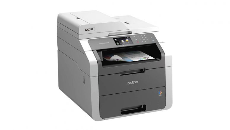 Brother Colour Laser All-in-One plus Duplex, Network, Wireless DCP-9020CDW printer