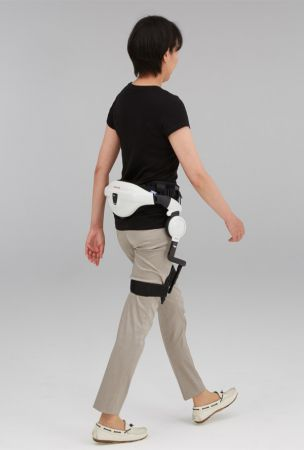 Honda Walking Assist reduces walking rehabilitation time significantly