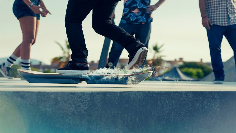 Lexus Hoverboard Elevated To New Heights