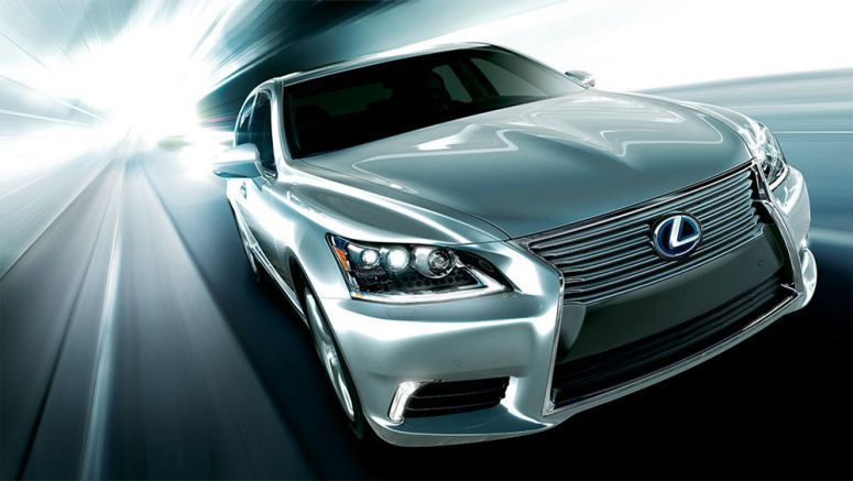 Lexus LS 500 Trademarked in Australia and Europe