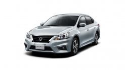 Nissan Sylphy aka Sentra Get Sharper S Touring Package