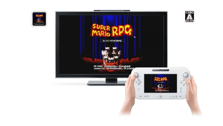 Nintendo : Super Mario enters RPG mode on a Wii U Virtual Console