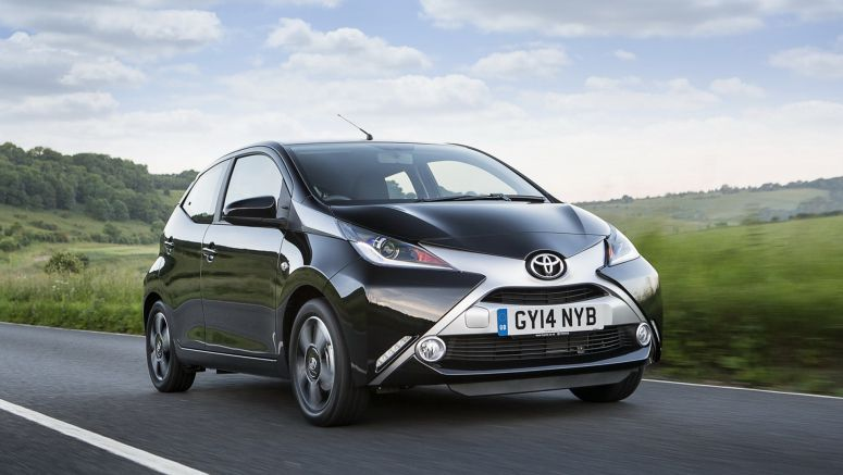 Toyota Adds Safety Sense Features To Aygo & Yaris Models