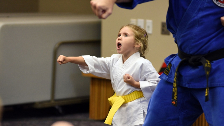 US : Karate a powerful therapy for disabled kids