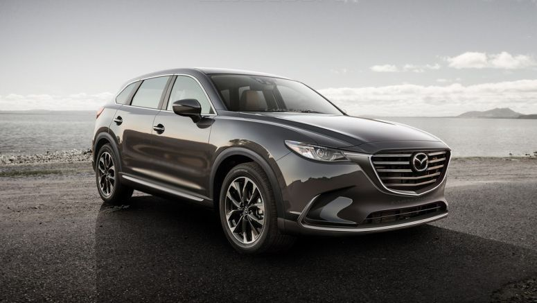 2016 Mazda CX-9 Priced from $31,520 MSRP