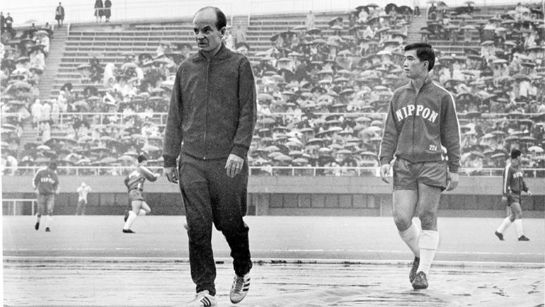 Bayern coach Cramer, known as 'father of Japan's football,' dies