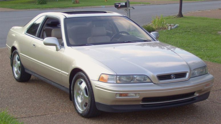 Video : 1993 Acura Legend coupe