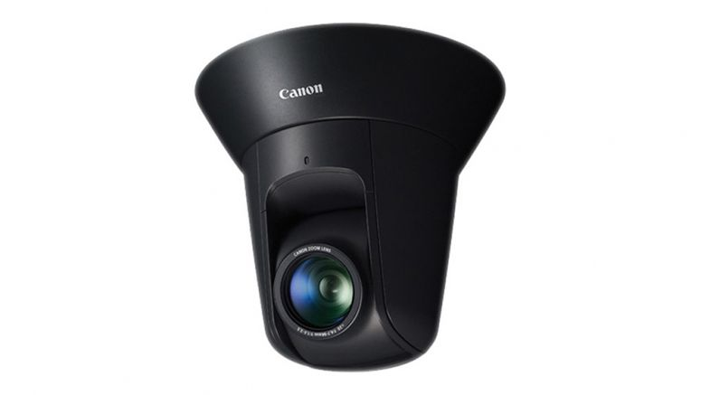 Canon High-sensitivity Network Camera that Realizes High Visibility Even for Long-Range Nighttime Surveillance
