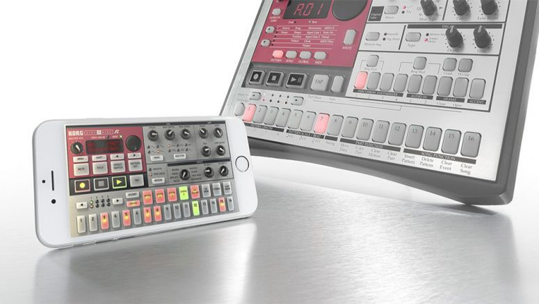 Video : KORG iELECTRIBE for iPhone - Demo Preview