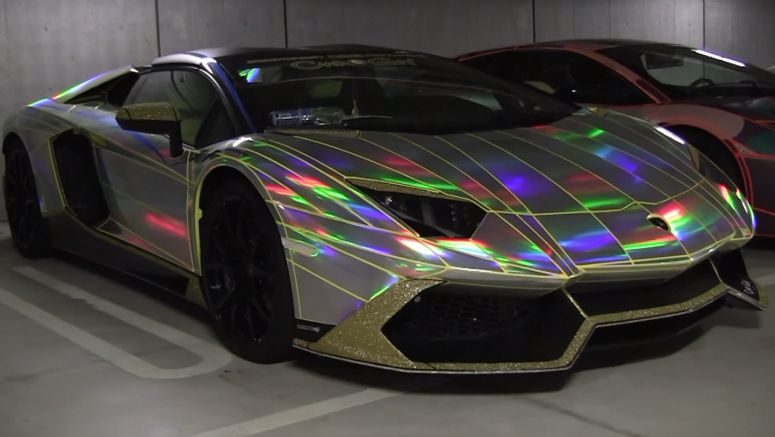 Video : Japan features some crazy tuned Lamborghinis