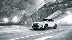 Lexus RX F SPORT Visits the Future