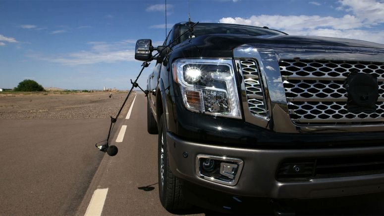 "Video : Nissan ""TITAN Truckumentary"" Chapter 8: ""The Sounds of Silence"""