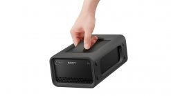 Sony Ultra-fast, Rugged Portable RAIDs in 6TB & 4TB; 256GB SxS PRO+ Memory Card for 4K and High-capacity Content On-the-Go