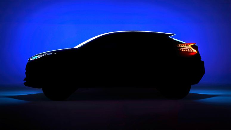 2015 Frankfurt Motor Show : Toyota to showcase second C-HR compact SUV concept
