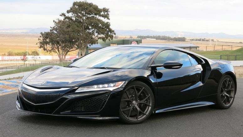 2017 Acura NSX Horsepower Revealed