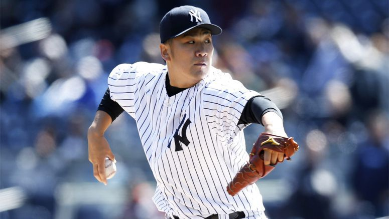 Tanaka 'rusty' as Yanks lose