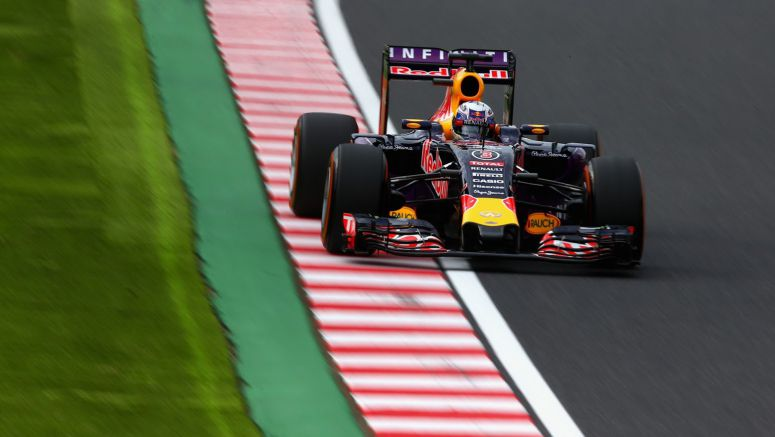Ecclestone Trying To Keep Infiniti Red Bull From Leaving F1