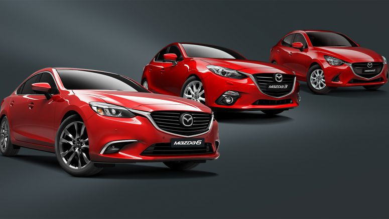 Mazda sedans must come before SUVs