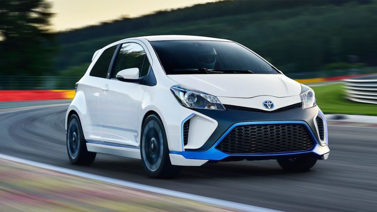 Toyota Yaris hot hatch set to arrive soon