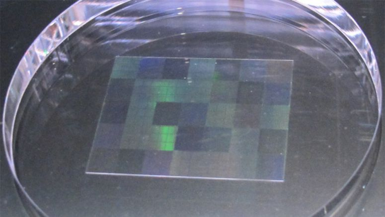 Canon Confirms 11nm Process Using Nanoimprint