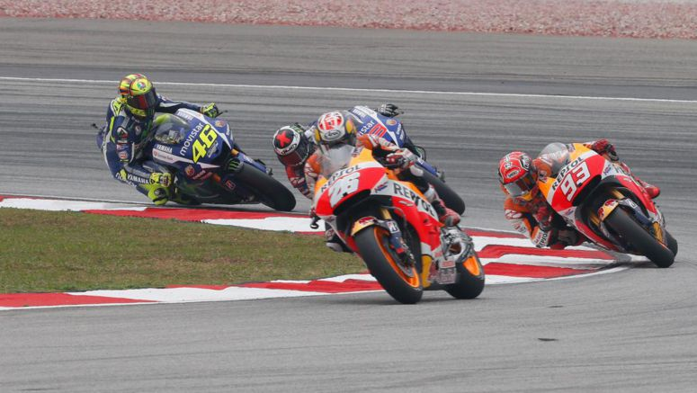 MotoGP : To the bitter end Valencia 2015