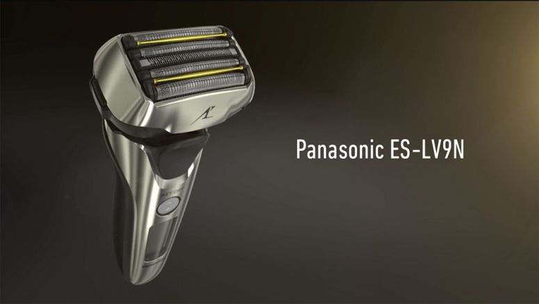 Video : Panasonic new 5-Blade Shaver with Multi-Flex 3D head ES-LV9N