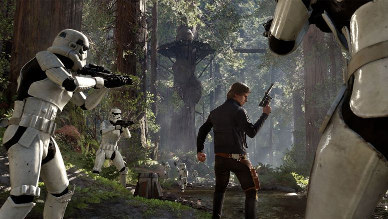 Sony : Star Wars Battlefront: Final PS4 Hands On