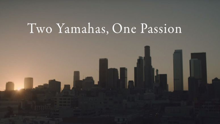 Video : Two Yamahas, One Passion 2015