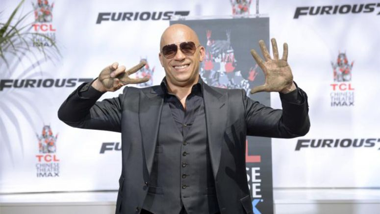 Vin Diesel reveals Ronda Rousey is training his daughter in judo