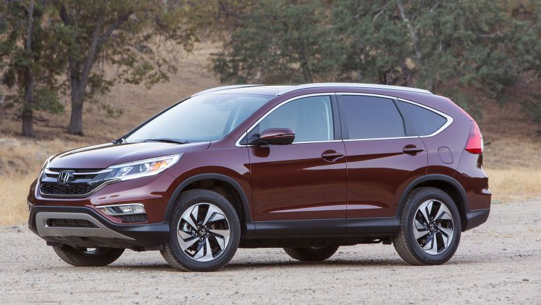 2016 Honda CR-V Achieves Highest Overall Score for Collision Safety from the NHTSA