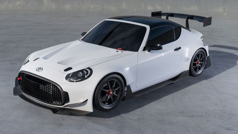 Toyota S-FR Racing Concept Set For 2016 Tokyo Auto Salon Debut