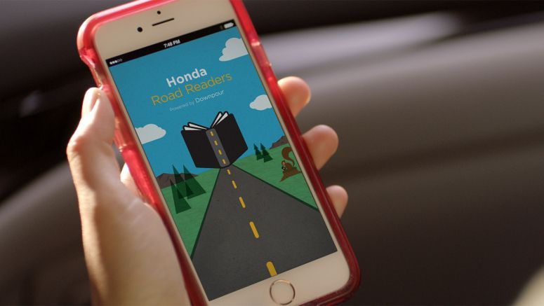 New Honda Road Readers Program Designed to Encourage Children to Use Their Imaginations During Drives