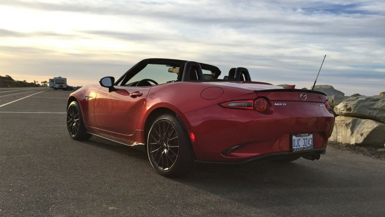 Next-gen Mazda MX-5 could use carbon fiber to cut weight