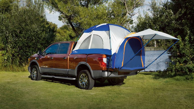 Nissan spotlights innovative truck accessories at 2016 SHOT Show