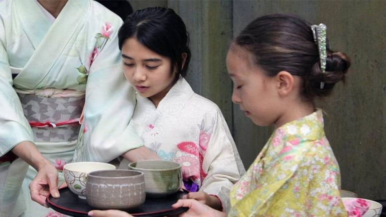 Japanese Garden on Watson Island holds winter festival, tea ceremony