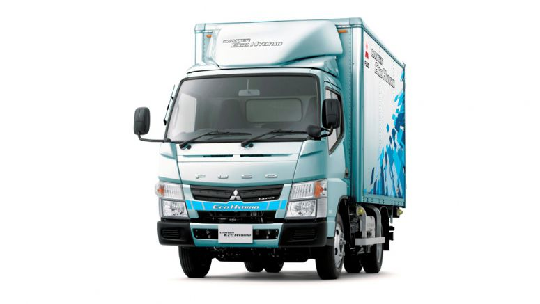 Mitsubishi Fuso to enter resurgent Iranian market in truck sales deal