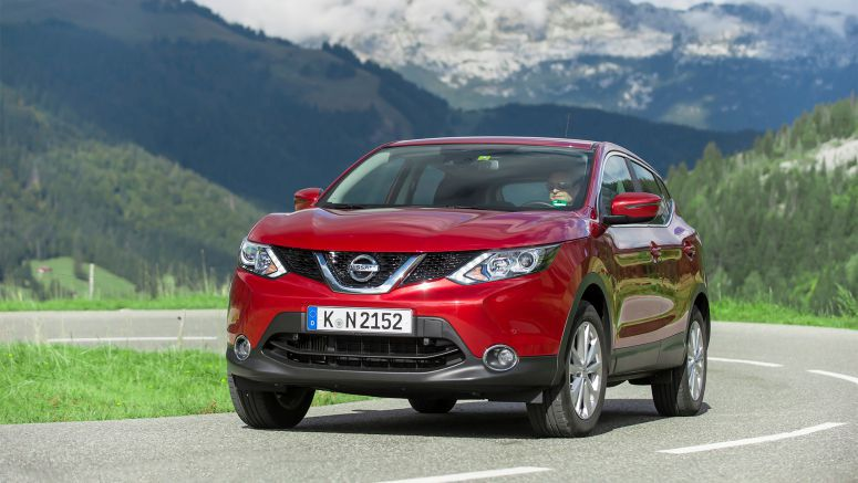N-Connecta replaces n-tec & n-tec+ trim grades on Nissan Qashqai
