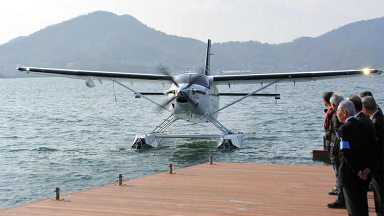 Company aims to make a splash with seaplane tour revival