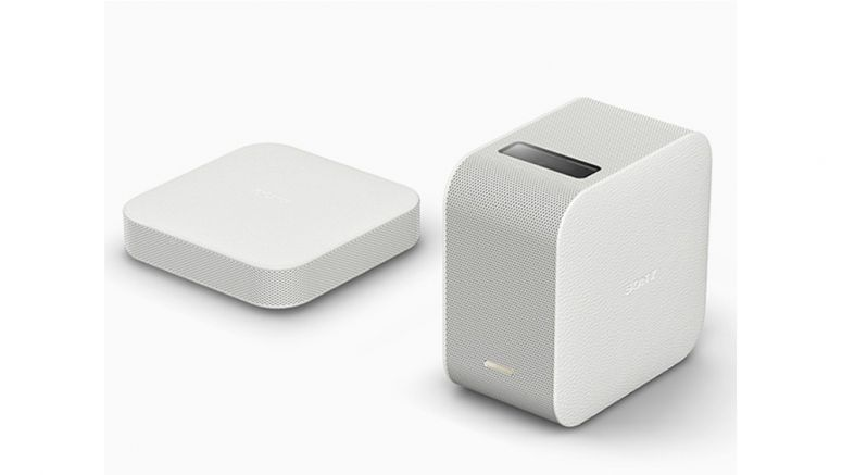 Update : Sony ultra-short throw mobile projector makes everything a display