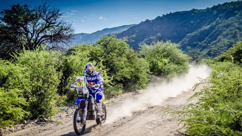 2016 Dakar Home Stretch; Yamaha's Top Riders Make a Move Two Days from Arrival in Rosario