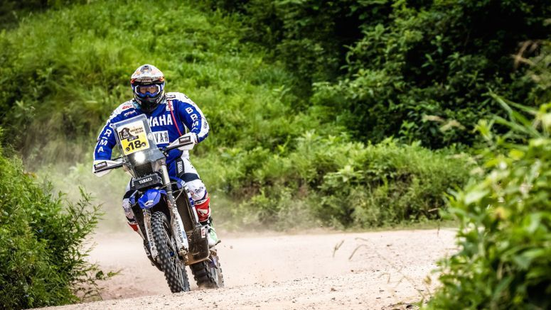 Yamaha Riders Build Up Strength Before the First Dakar Marathon Stage