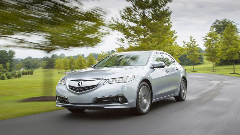 2016 Acura MDX and TLX Named Best Cars for the Money
