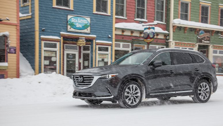 2016 Mazda CX-9 Wins Luxury Vehicle Award from EBONY Magazine