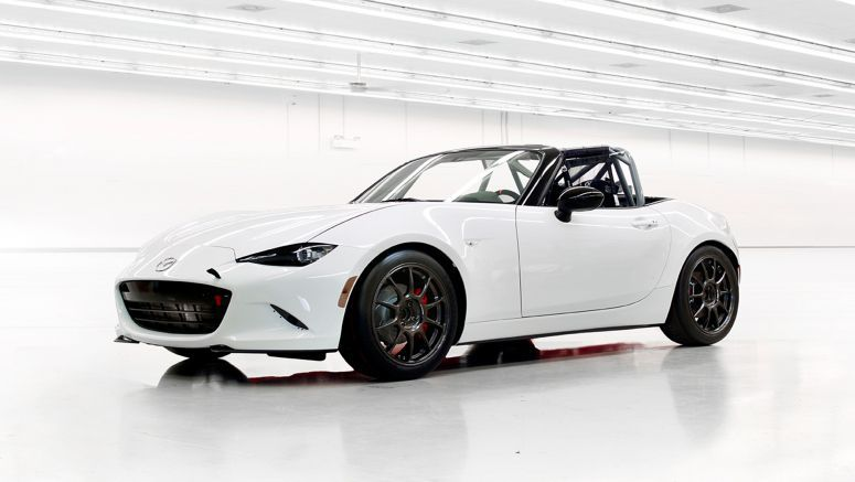 2016 Battery Tender Global Mazda MX-5 Cup Presented by BFGoodrich Tires Schedule Announced