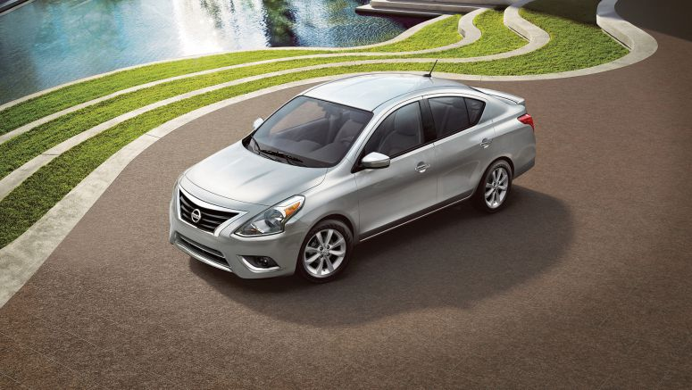 Nissan Versa wins Kelley Blue Book's KBB.com 2016 5-Year Cost to Own Award