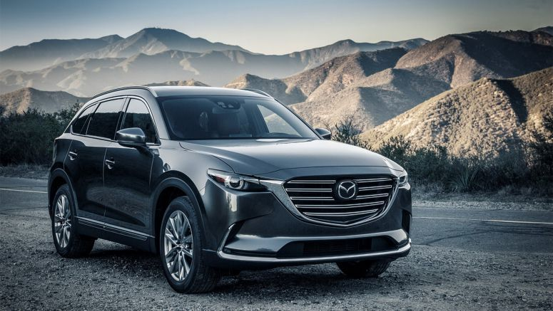 2017 Mazda CX-9 Adds New Standard Features Without Increasing Price